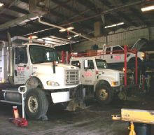 Any Size Truck Repair