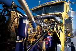 Diesel Engine Maintenance & Repair